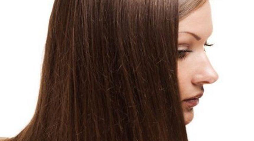 Haare glätten über Nacht